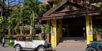 Victoria Hotel in Siem Reap Angkor City