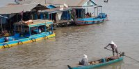 Floating village, Tonle Sap Lake