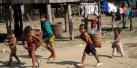 Childhood in Ratanakiri Province