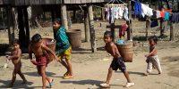 Childhood in Ratanakiri Province