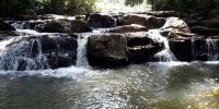 Mondulkiri waterfall
