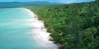 Cambodia Gulf South coast virgin beach