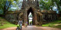 Angkor discovery by e-greenbike