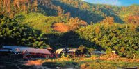 Laos Luang Say Mekong Cruise and Lodge