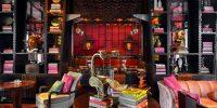 Library at Park Hyatt in Siem Reap Angkor City